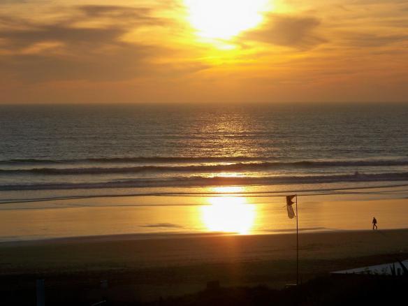 Hay puestas de sol que pueden llenar nuestras almas FUENTE: commons.wikimedia.org